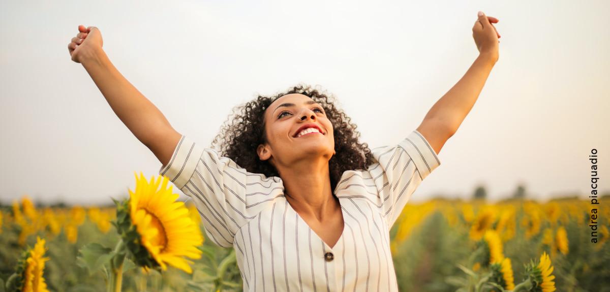 Lust auf selbstbewusstes Leben und Arbeiten