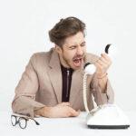 Kommunikation Stress